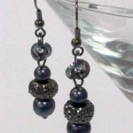 Beaded Chain Earrings