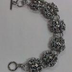 Byzantine Skull Bracelet