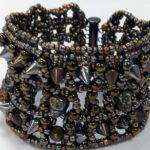 Spiked Skull Bracelet #308