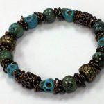 Skull Bracelet #314