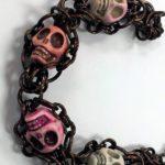 Skull Bracelet #315