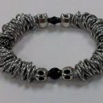 Skull Bracelet #305