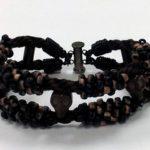 Beaded Skull Bracelet #322