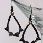 Spike Earrings #333