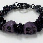 Skull Bracelet #318