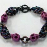 Skull Bracelet #338