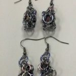Captured Earring #376 and Earrings