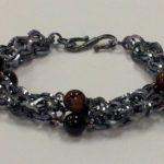 Beaded Chain Bracelet #262