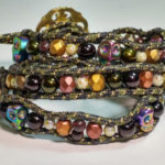 Wrap Bracelet #610