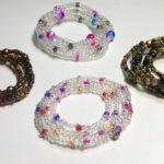 Wrap Bracelets #611-614